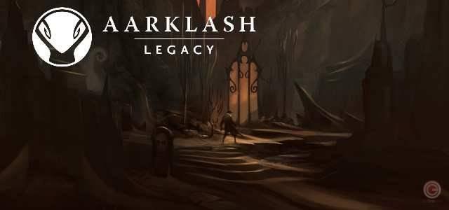 Aarklash Legacy - logo640