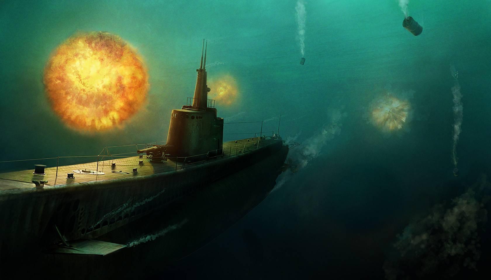 Mmorpg submarine online game