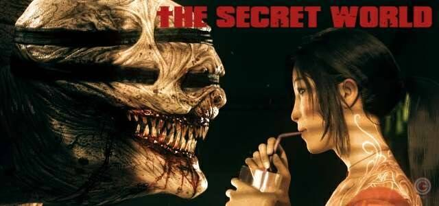 The Secret World - logo640