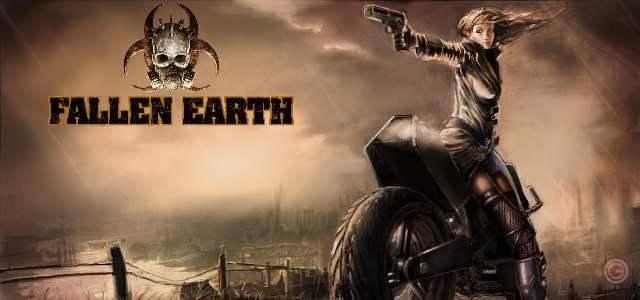 Fallen Earth - logo640