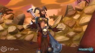 WildStar Draken, Mechari and Stalker screenshots3