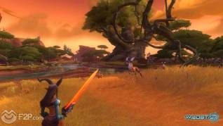 WildStar Draken, Mechari and Stalker screenshots4