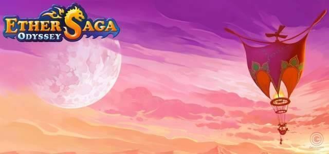 Ether Saga Odyssey - logo640