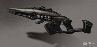 Amarr Scrambler Rifle