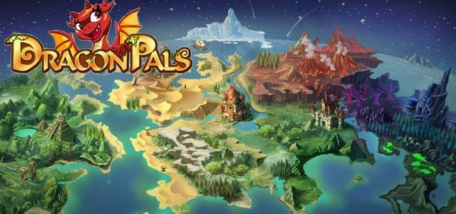 Dragon Pals Free to Play Browser-Based MMORPG