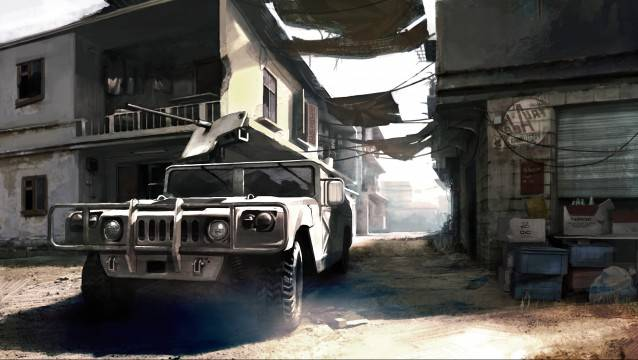 Soldier Front 2_Desert Camp