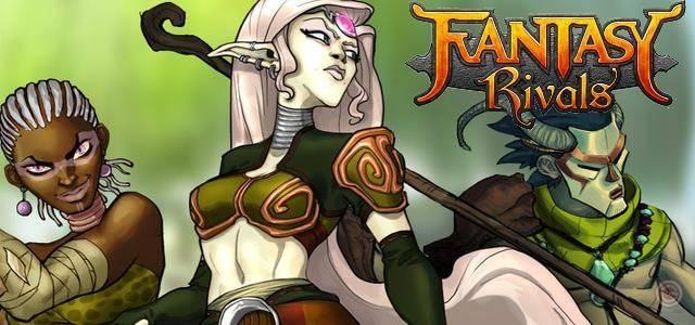 Fantasy Rivals - logo640