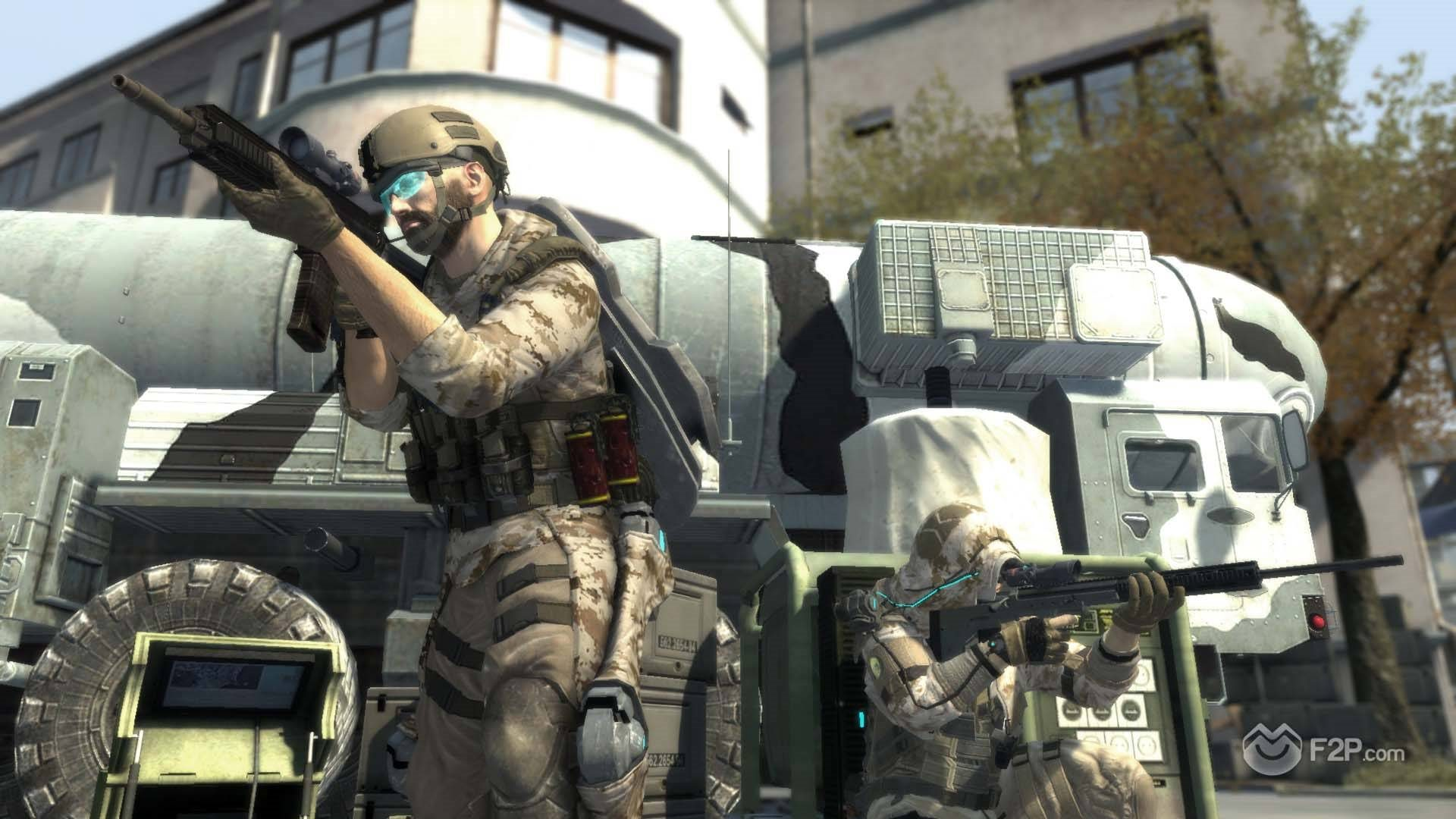 Ghost Recon Phantoms Invades Steam