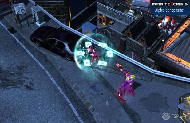Infinite Crisis screenshot (3)