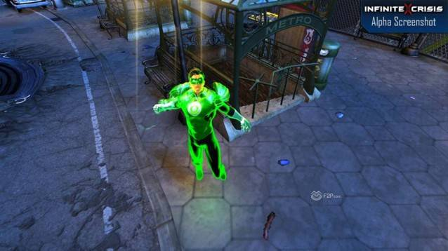 Infinite Crisis screenshot (4)
