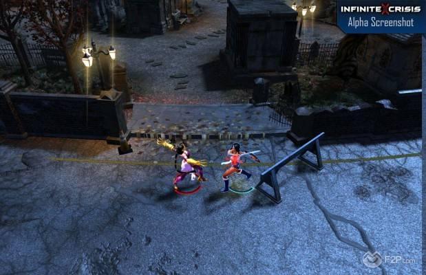 Infinite Crisis screenshot (6)