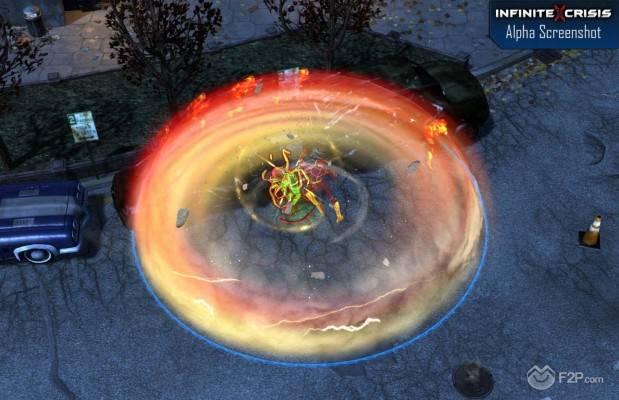 Infinite Crisis screenshot (7)