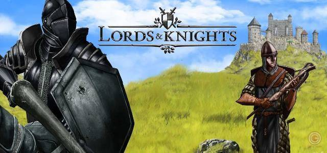 Lords & Knights shows off its new browser version
