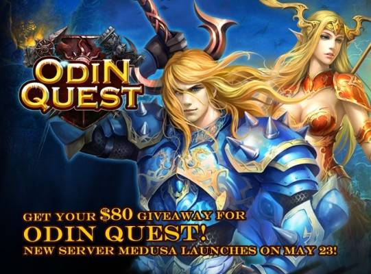 Odin Quest Starter Pack Giveaway