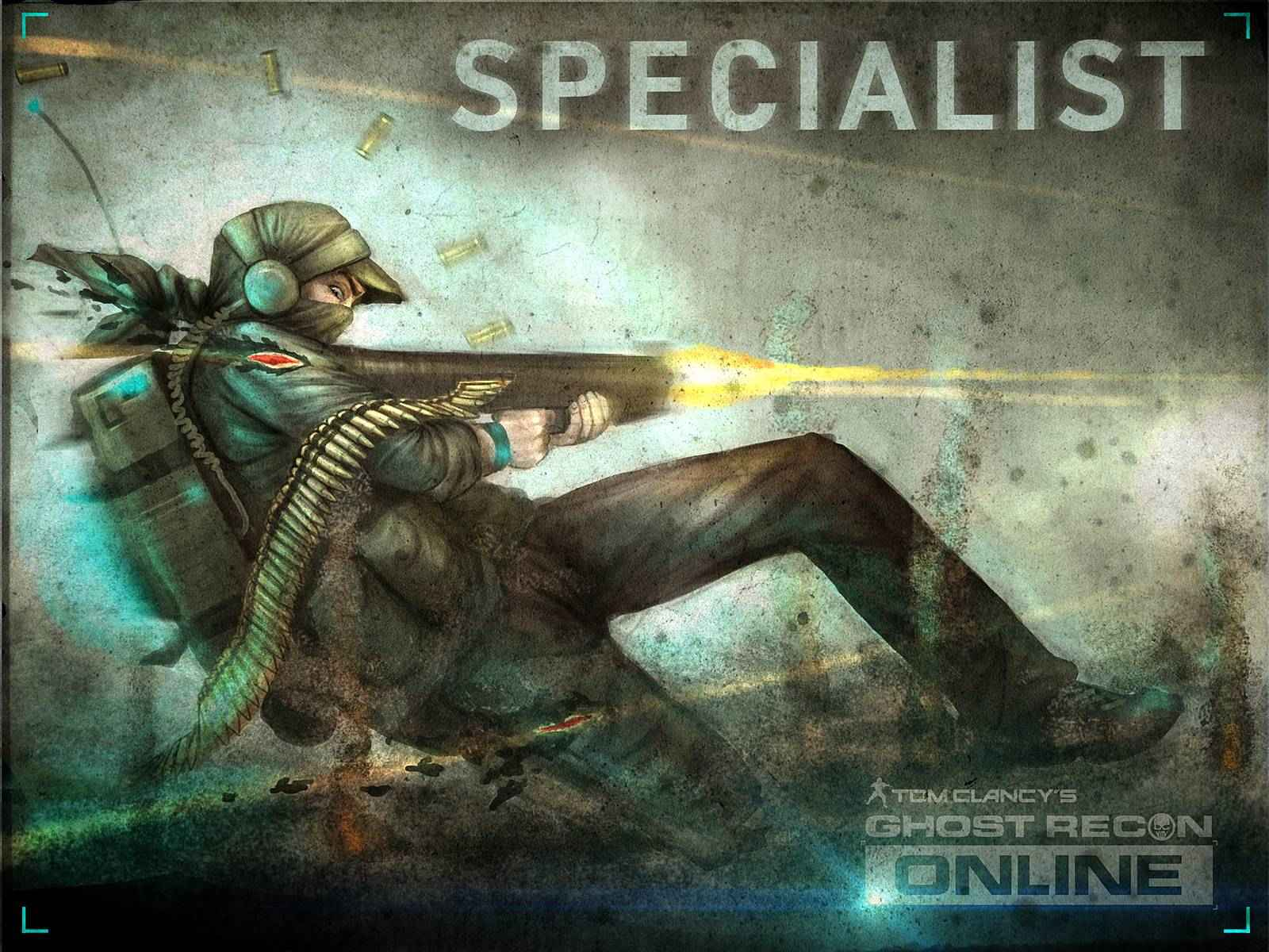 Ghost Recon Phantoms Wallpaper 1