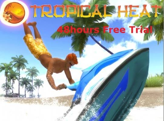 Tropical Heat Giveaway