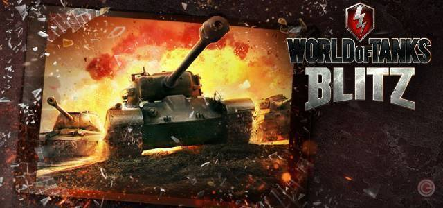 World of Tanks Bltiz - logo640