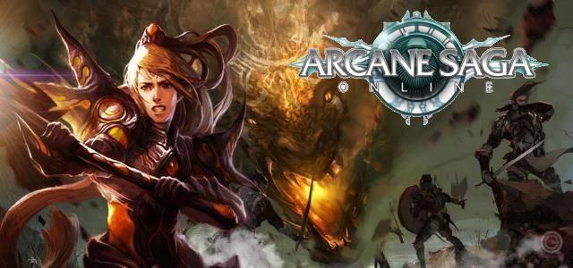 Arcane Saga - logo640