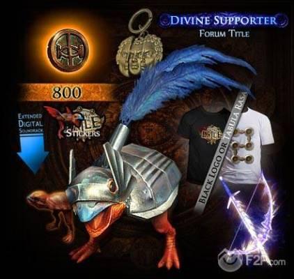 Divine pack copia