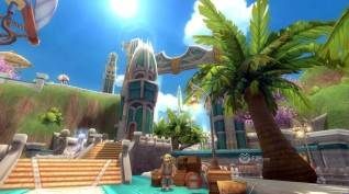 Eden Eternal Reawakening_Updated Scenery