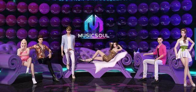 Presents Music Soul Online