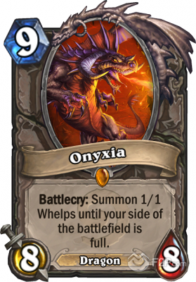 Onyxia Card copia