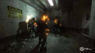 F.E.A.R. Online_It Burns