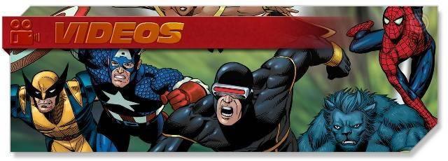 Marvel Heroes - VIdeos - EN
