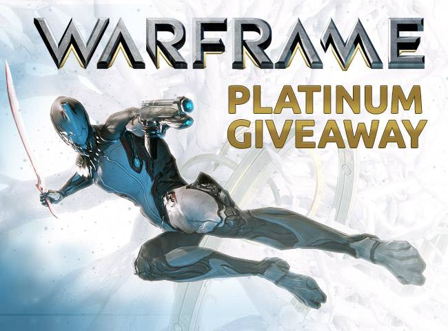 free platinum promo codes for warframe