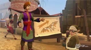 Runescape screenshot 1