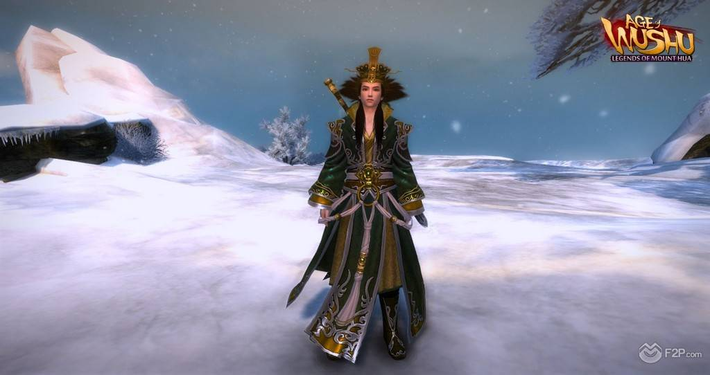 Age of Wushu receives ...
