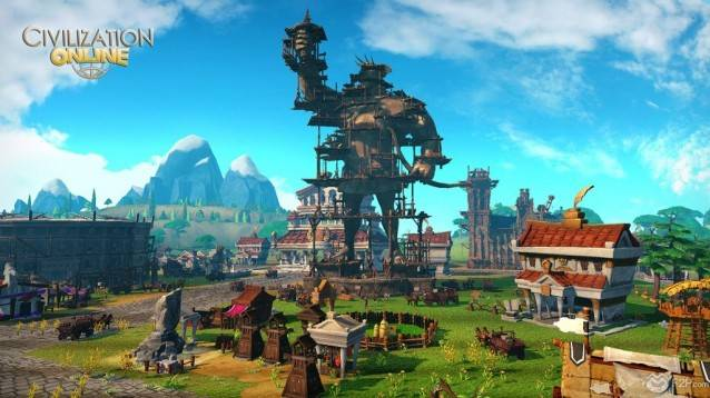 Civilization Online screenshot 3