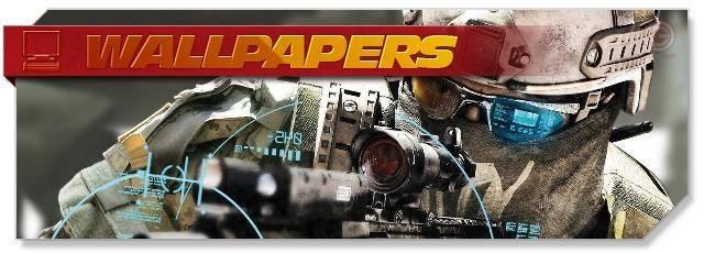 Ghost Recon Online - Wallpapers - EN