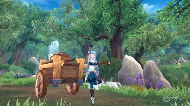 Aura Kingdom fantasy MMORPG screenshot 25092013 (2)