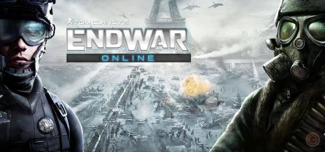 EndWar Online - logo640