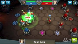 Epic Arena Card Board game screenshot 26092013 2
