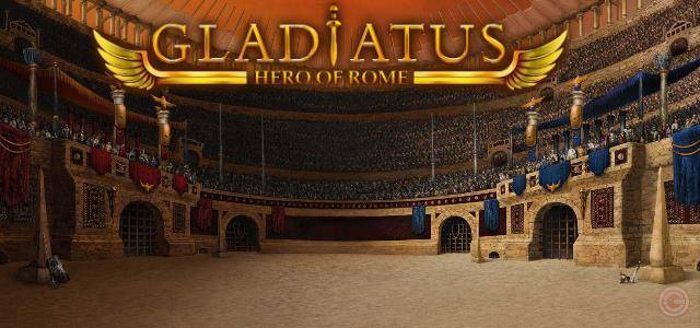 Gladiatus MMORPG Free-to-play