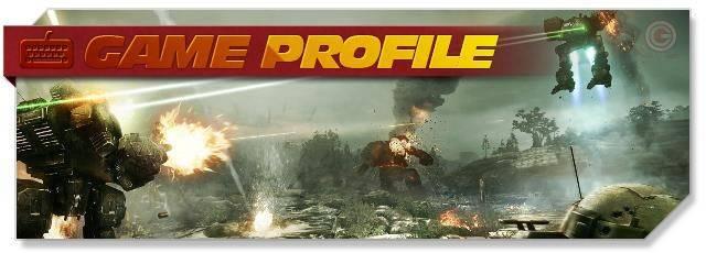 MechWarrior Online - Game Profile - EN