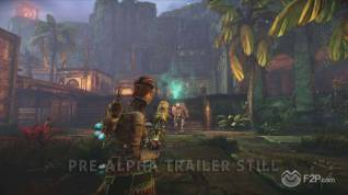 Nosgoth PvP multiplayer announcement screenshot 26092013 3