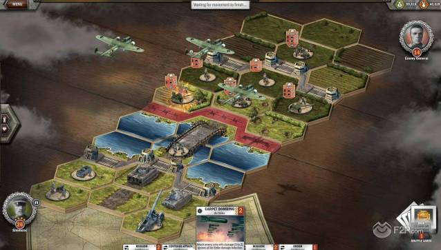 Panzer General Online shot 3