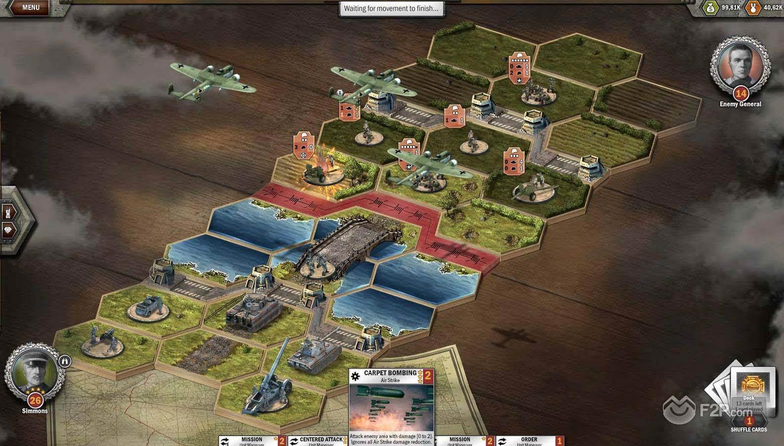 Panzer Online Game