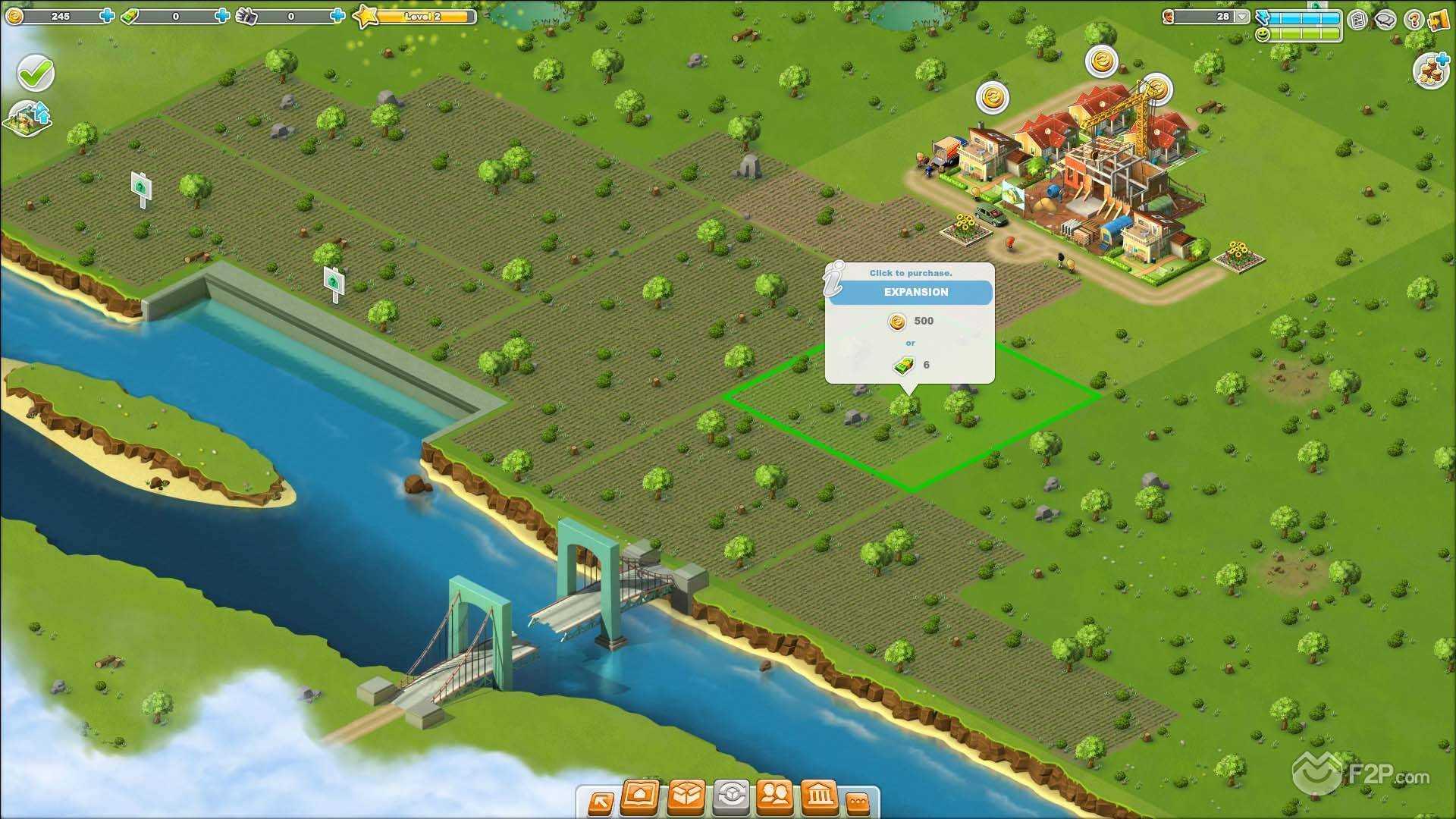Rising Cities Screenshots Rising Cities