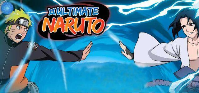 Ultimate Naruto - logo 640