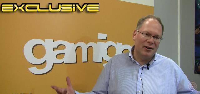 Gamescom 2013 Interview With Remco Wertermann from Gamigo