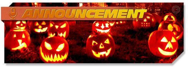 Happy Halloween message - EN