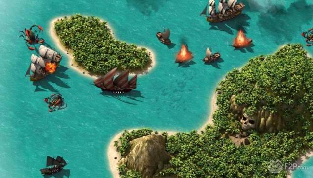 Pirate Storm screenshot (8)