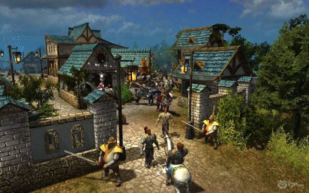 Siege Online screenshot (2)