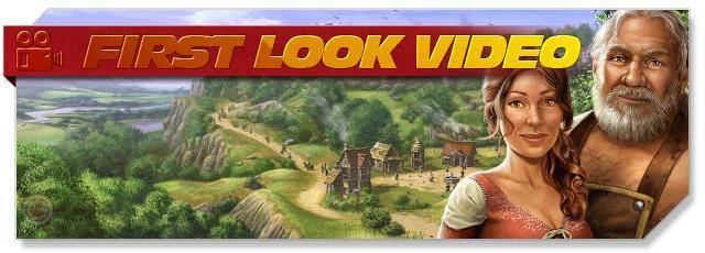 The Settlers Online - first look