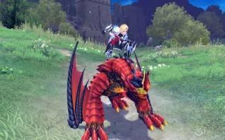 Aura Kingdom_Dragon