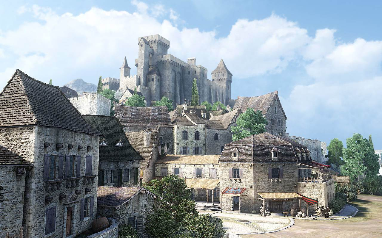 Black desert online wallpapers for Internet house